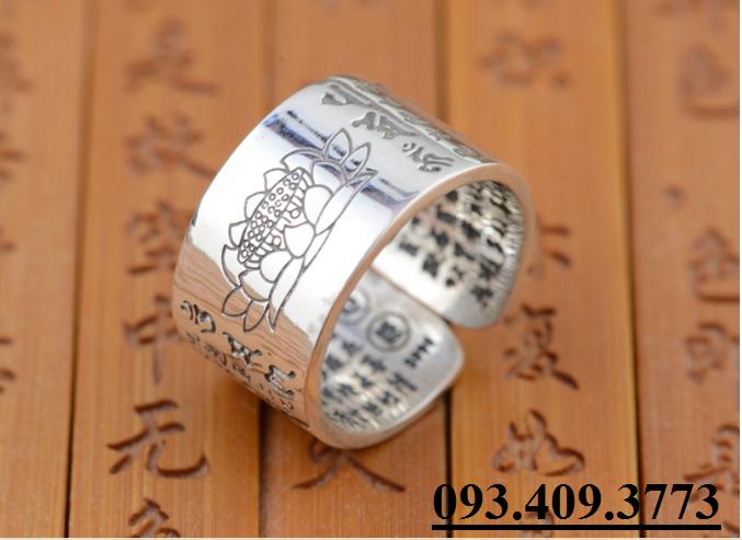 Nhẫn Khắc bát Nhã Tâm Kinh Phật Giáo - NH151 2