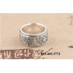 Nhẫn Khắc Bát Bảo Phật Giáo - NH138
