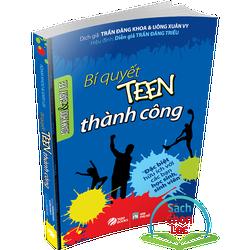 bí quyết teen thành công - Sách