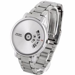 Đồng hồ Nam dây inox cao cấp WILON mã WL389