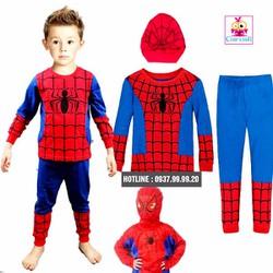 Áo người nhện cho bé trai