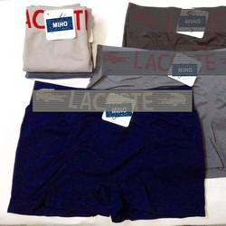 Combo 5 quần lót boxer dệt cao cấp