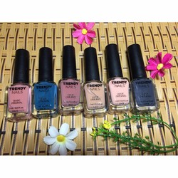 SƠN MÓNG TAY THE FACE SHOP NAIL TRENDY