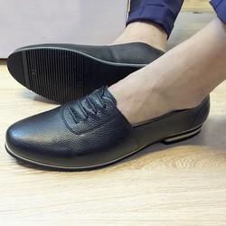 Giày nam da bò thật dáng giả dây cực chất giá rẻ