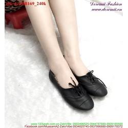 Giày boot nữ da trơn cho phái đẹp sành điệu GUBB 169