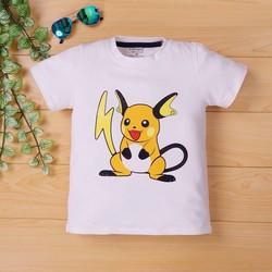 Áo thun in hình Pokémon