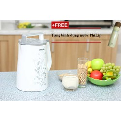 Máy làm sữa đậu nành Philips HD2072 + Tặng 01 Bình giữ nhiệt Philips