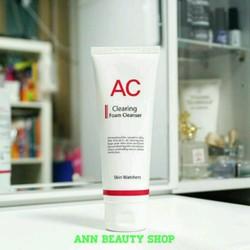 Sữa rửa mặt AC CLEARING FOAM CLEANSER Skin Watchers