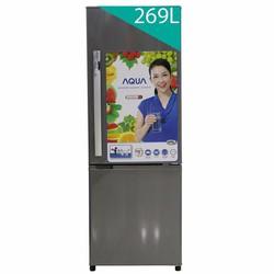 Tủ lạnh Aqua ngăn đá dưới 269L  AQR-275AB