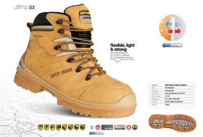 Giày bảo hộ Safety Jogger Ultima S3 HRO 10