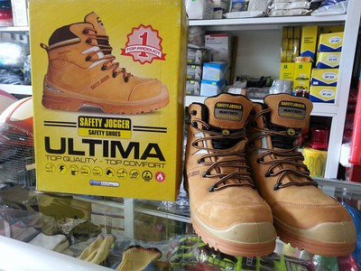 Giày bảo hộ Safety Jogger Ultima S3 HRO 11