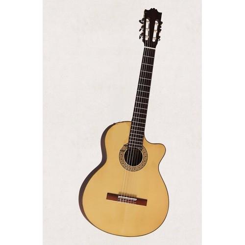 Classic guitar Việt Nam DC250J màu gỗ