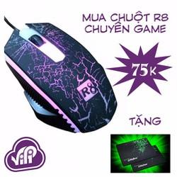 Chuột chuyên chơi game R8 1607