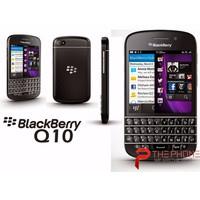 Blackberry Q10 Nobis đen