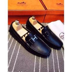 giày lười nam H cao cấp