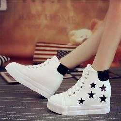 FREE SHIP - Giày nữ nâng đế cá tính phong cách Hàn Quốc - SG0340