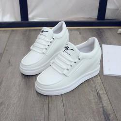 FREE SHIP - Giày sneaker nữ nâng đế dễ thương Hàn Quốc - SG0331