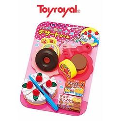 Bộ bánh ngọt Chip-Chop Toyroyal