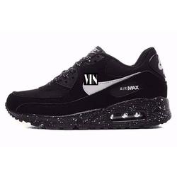 SALE GIÀY THỂ THAO AIR MAX ĐEN ĐẾ TUYẾT - VH 242