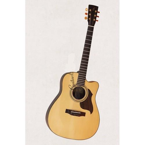 Acoustic guitar Việt Nam dáng Martin D400