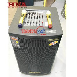 Loa vali kéo di động temeisheng Pro 668 chính hãng