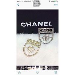 Mẫu cài áo siêu Hot Chanel