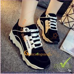 Giày thể thao nữ giày nữ đế nhẹ GLG020