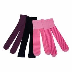 Combo 3 tất quần xuất khẩu cho bé gái từ 10 - 30kg