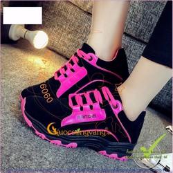 Hàng nhập – Giày thể thao nữ đế cao su mềm và nhẹ GLG021