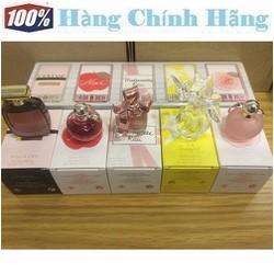 Bộ 5 nước hoa nữ mini NINA RICCI Fragrance 5pc - NH277