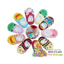 Set 5 đôi vớ Busha Nhật