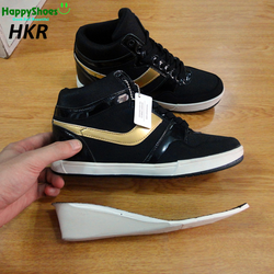Giày tăng chiều cao 5cm HKR xuất khẩu Châu Âu