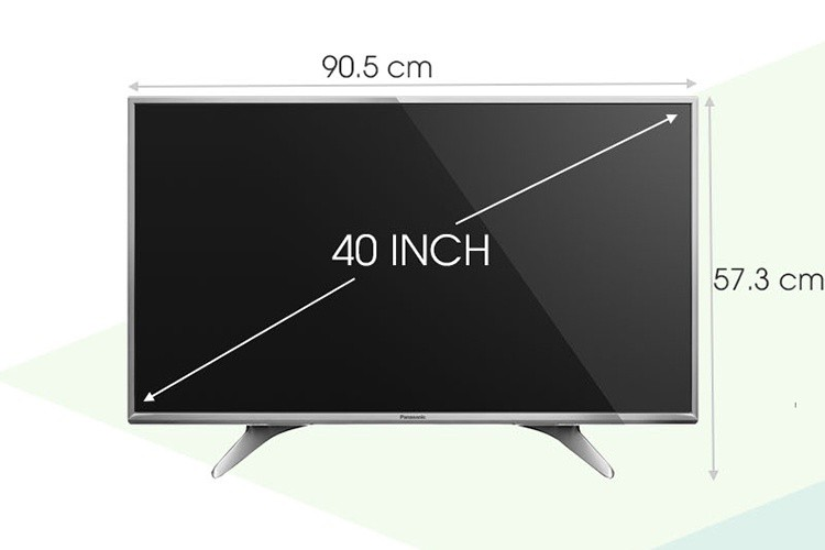 tivi Panasonic 4K 40 inch TH-40DX650V 11