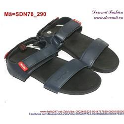 Sandal nam đi chơi đi học quai bản nhỏ năng động SDN78