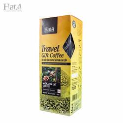 Bộ quà tặng Cà phê và Phin Hata Cafe Moka Đà Lạt Coffee 200g