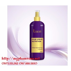 Sữa Dưỡng Lacei Hair Spray Nutrition 200ml