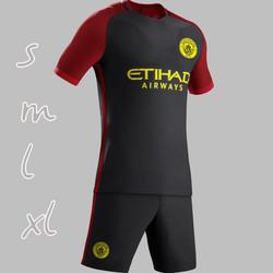 Set Bộ Câu Lạc Bộ Manchester City