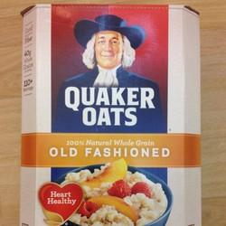 Yến mạch Quaker oats 4.53kg
