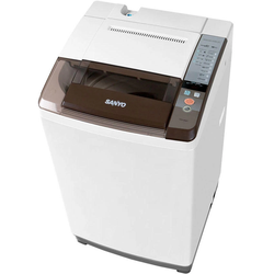 Máy giặt Aqua AQW-S90ZT 9kg Trắng - Freeship nội thành TP HCM