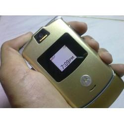 Điện thoại Motorola v3i Gold