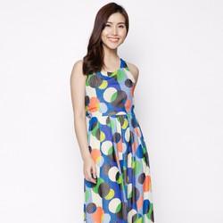 Đầm Maxi Trẻ Trung Mùa Hè