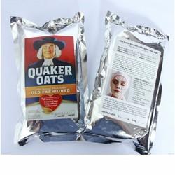Yến mạch nguyên chất Quaker Oats Mỹ 1kg