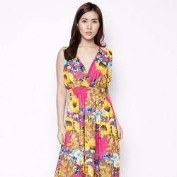 Đầm Maxi Sành Điệu Mùa Hè