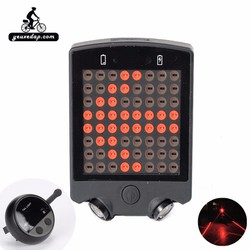 Đèn xi nhan wireless cho xe đạp YXD-4604