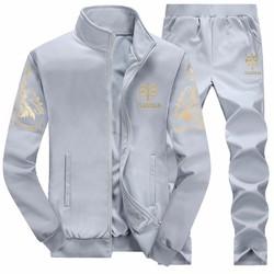 Bộ quần áo thể thao SPORTMAX SMA6577G – Màu xám