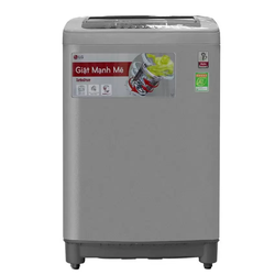 Máy giặt LG WF-S1015DB 10kg Bạc