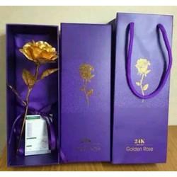 Quà tặng Hoa hồng lưu niệm Golden Rose