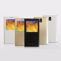 Bao da S-View Cover Samsung-Galaxy Note 3 sang trọng