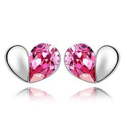 Bông tai trái tim nhỏ xinh xinh thời trang