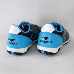 Giày bóng đá Pan Power đế TF đen chính hãng